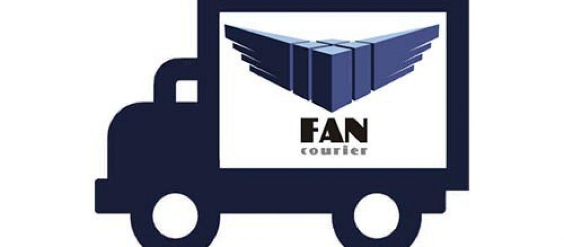 fan courier car2